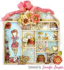 Julie Nutting Altered House
