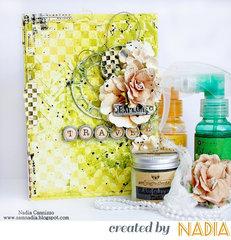 Prima Travel Journal
