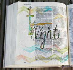 Prima Creating in Faith Journaling Bible