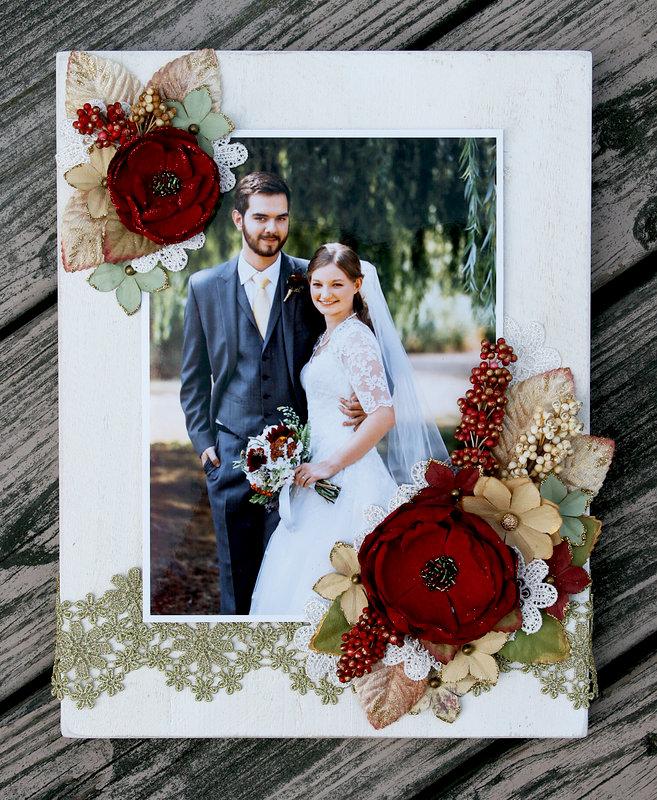 DIY Wedding Plaque
