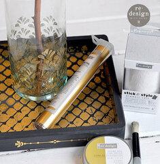 Stick & Style DIY Home Decor by Marta Piekarczyk