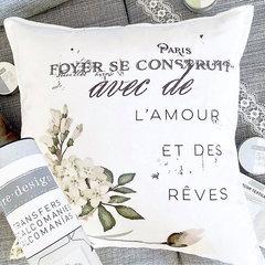 [re]design with prima textile pillow case by Vero