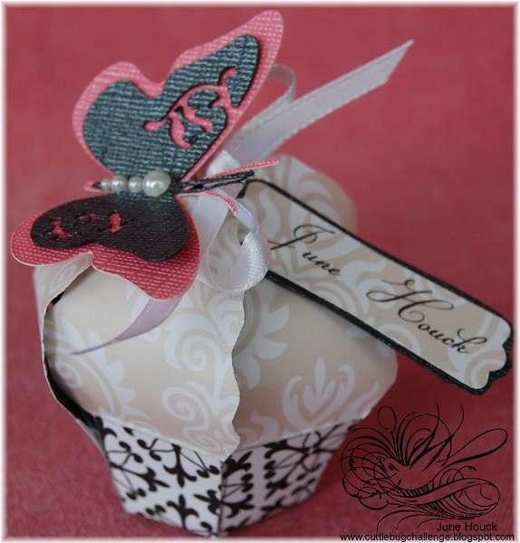 Wedding favor & place card
