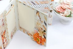 FREE Scrapbook.com Class with Frank Garcia: DIY Keepsake Photo Albums with Frank Garcia