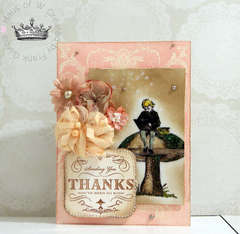 Sending You Thanks ** Project W003**