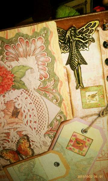 Fairy mini page
