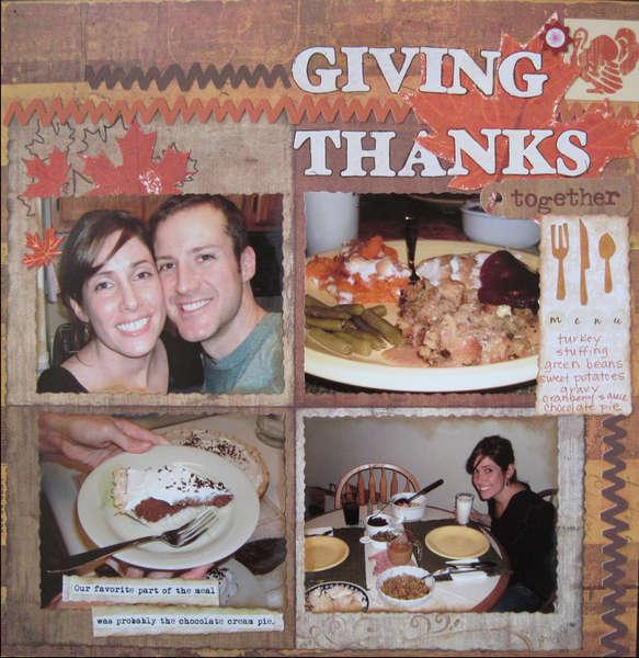 Thanksgiving 2011