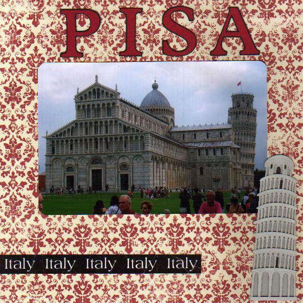 Pisa/Terrò (left page)