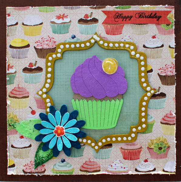 Happy Birthday Card *WOW*Scrapmatts*