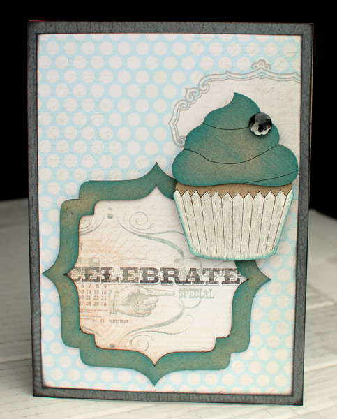 Celebrate Card *Scrapmatts*