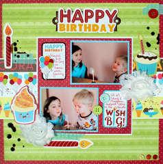 Happy Birthday *Imaginisce*