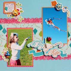 Fly A Kite *Imaginisce*
