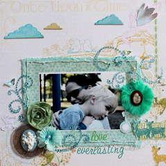 Love Everlasting *Paper Lovelies January Kit*