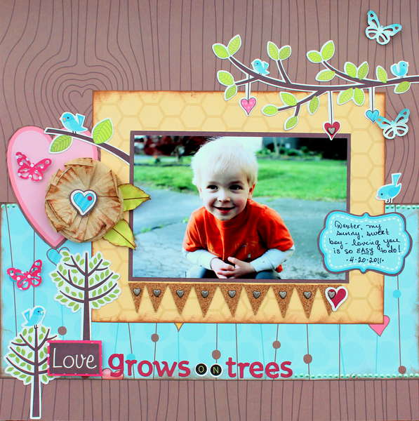 Love Grows on Trees *Punky Sprouts*
