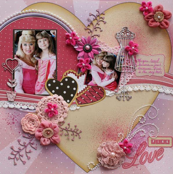 Pink Love *Nikki Sivils*