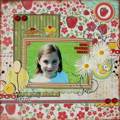 The Sweet Life *Paper Lovelies May Kit*