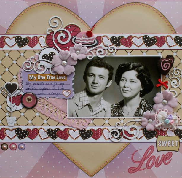 Sweet Love *Nikki Sivils*