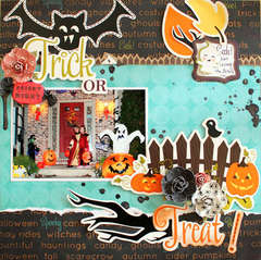 Trick Or Treat *Imaginisce*