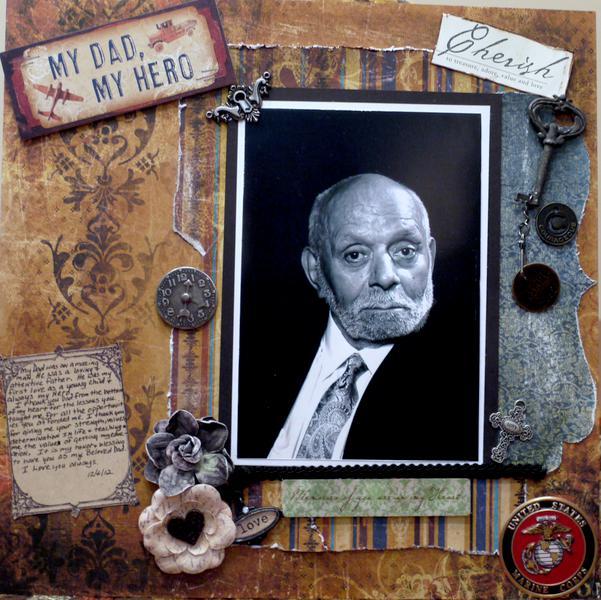 In Beloved Memory of My Dad