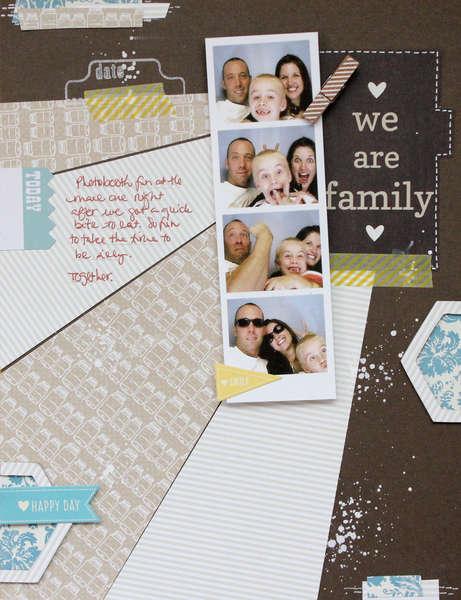 We are Family {cocoa daisy}