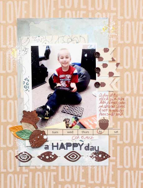 A happy day {Cocoa Daisy}