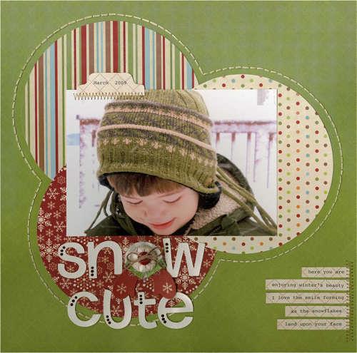 Snow Cute