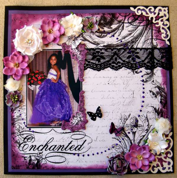Enchanted ~Scraps of Darkness~