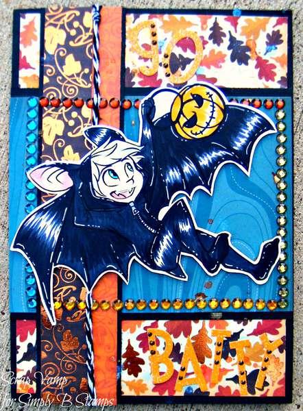Go Batty ~Simply B Stamps~