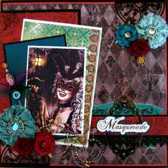 Masquerade ~Scraps of Darkness~ Day 18