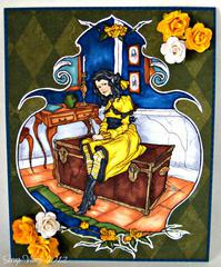 Mistress Mary ~Simply B Stamps~
