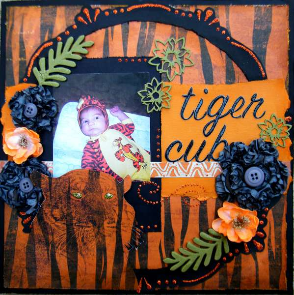 Tiger Cub ~Scraps of Darkness~