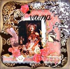 Vamp ~Scraps of Darkness~ Day 21