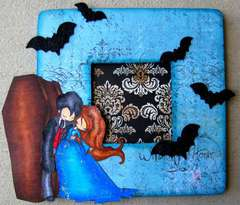 Vamp Couple Frame ~Scraps of Darkness~ Day 19