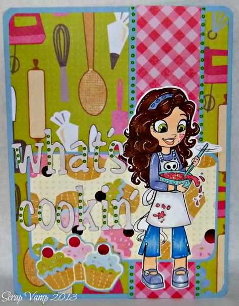 What's Cookin ~Creative Creations Challenges~