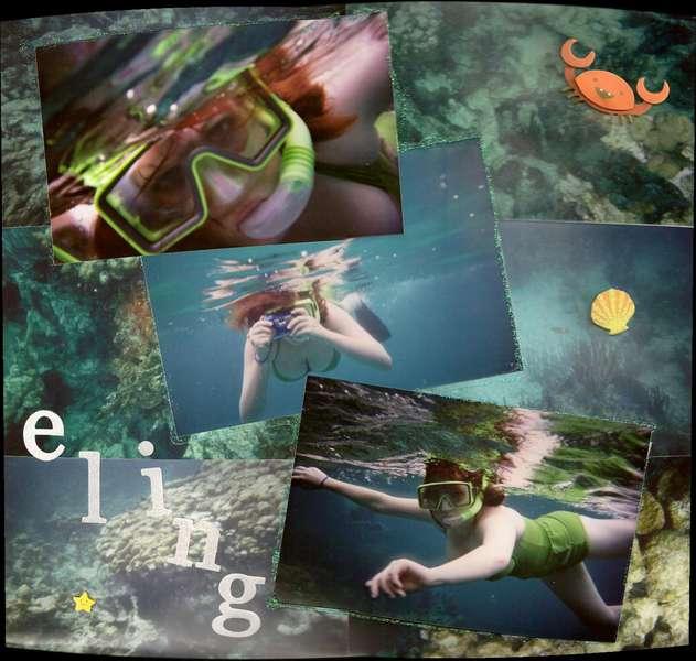 snorkeling pt2