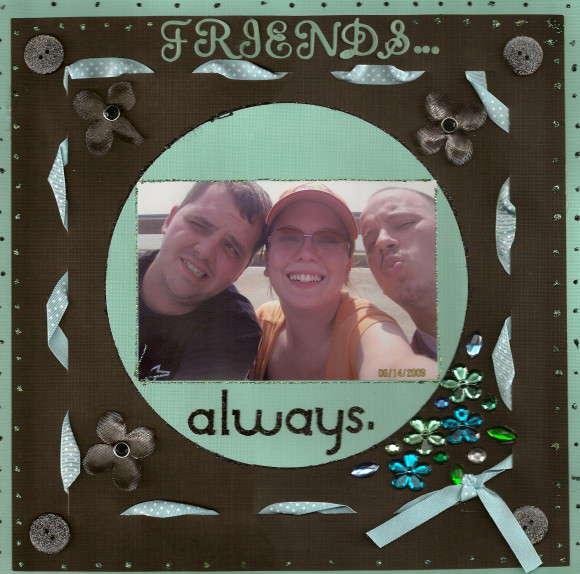 Friends ... Always.