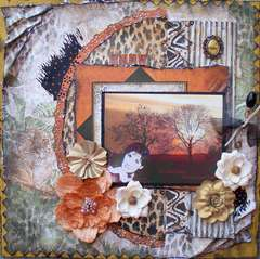 Scraps of Darkness *June Kit* ~ Enya