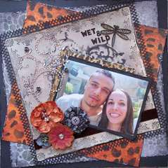Scraps of Darkness *June Kit* ~ Wet & Wild