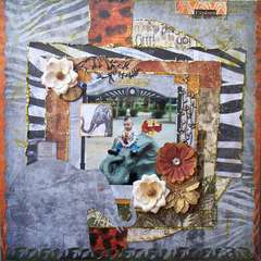 Scraps of Darkness *June Kit* ~ Lets Go Exploring