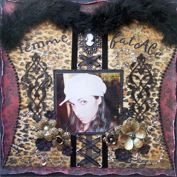 Femme Fatale ~ Scraps of Darkness