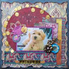 Scraps of Darkness *July Kit* ~ Pretty Princess