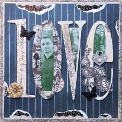 Scraps of Darkness *Feb Kit* ~ LOVE