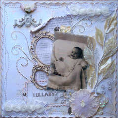 Lullaby ~ The Paper Mixing Bowl