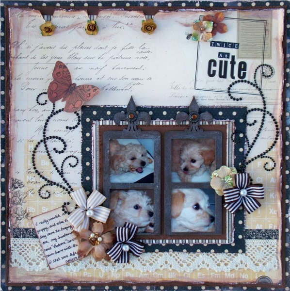 Scraps of Darkness *Mar Kit* ~ Twice as Cute