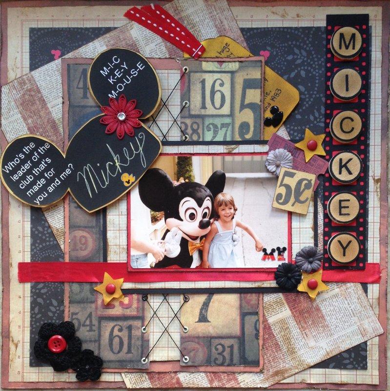 Mickey & Me