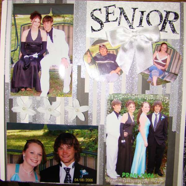 1st page to Senior Prom