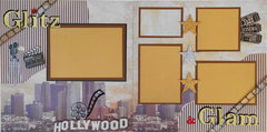 Hollywood-Glitz & Glam