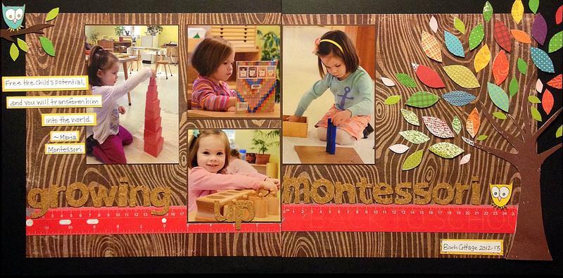 Growing up Montessori