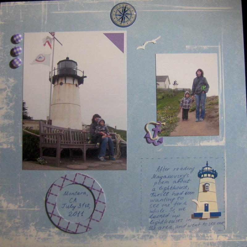 Montara Lighthouse, p.1.