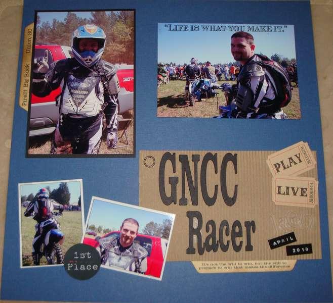 GNCC Racer